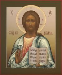 Господь Вседержитель, 14х17, 2019 г.