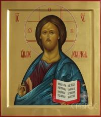 Господь Вседержитель, 27х31, 2012 г.