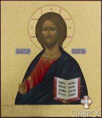 Господь Вседержитель, 27х31, 2013 г.