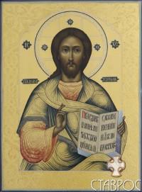 Господь Вседержитель, 13х17, 2010 г.