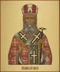 Агафангел митрополит Ярославский, 38х45, 2017 г.