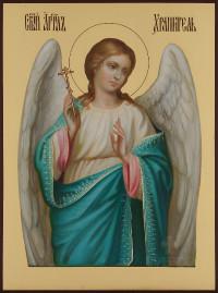 Ангел Хранитель, 13х18, 2021 г.