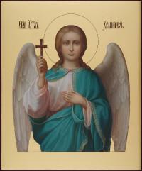 Ангел Хранитель, 22х27, 2021 г.