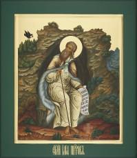 Илия Пророк, 27х31, 2017 г.