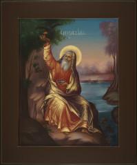 Илия Пророк, 30х36, 2019 г.