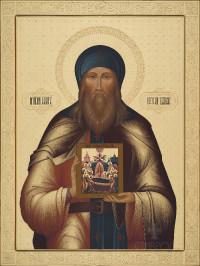 Далмат Исетский, 60х80, 2020 г.