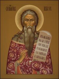 Аввакум священномученик, 60х80, 2019 г.