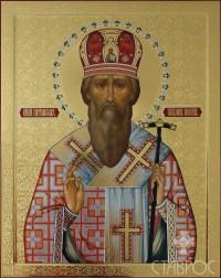 Питирим епископ Пермский, 55х70, 2014 г.