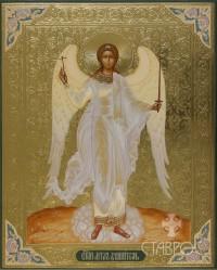 Ангел Хранитель, 17х21, 2015 г.