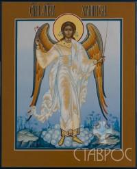 Ангел Хранитель, 17х21, 2013 г.