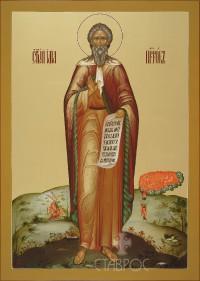 Илья Пророк, 50x70, 2016 г.