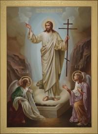 Воскресение, 78х106, 2018 г.