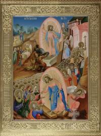 Воскресение Христово, 30х40, 2014 г.