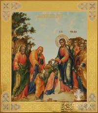 Иконы праздников и событий священного писания