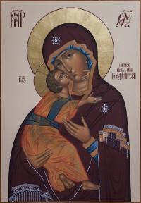 2010 г., Храм Рождества Пресвятой Богородицы, г.Москва, Говорово