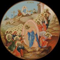 Праздничный ряд Воскресение Христово, r195, 2016 г.
