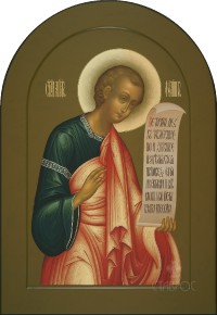 Деисусный ряд, Апостол Филипп, 42х61, 2017 г.