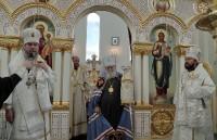 Великое освящение Храма Двенадцати Апостолов, Нарва