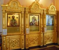 Храм Рождества Христова пос. Пангоды